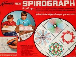 Vintage Kenner Spirograph