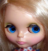 Collectible Blythe Doll