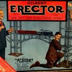 Vintage Gilbert Erector Sets