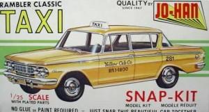 Vintage Jo Han Snap Kit Model