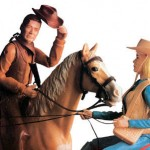 Collectible Johnny West Toys