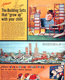 Kenner Give a Show Projectors