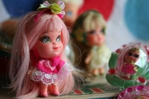 Liddle Kiddles Vintage Dolls