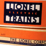 Vintage Lionel Trains and Collectibles