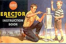 Gilbert Master Builder Instruction Book