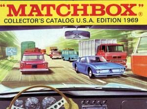 Matchbox 1969 catalog
