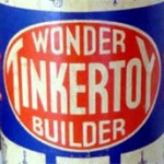 Tinkertoy Wonder Builder