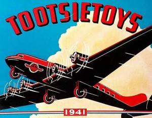 Vintage TootsieToy